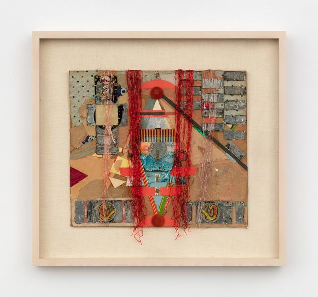 , 'ANNUNCIATION,' 1961, Paula Cooper Gallery