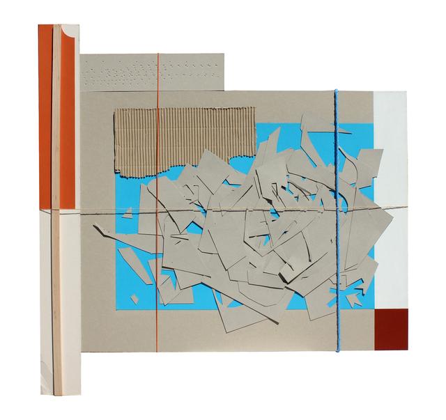 , 'No title,' 2017, Mak Gallery