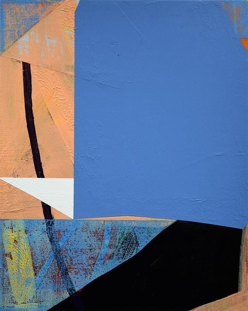 , 'intrinsic,' 2016, The Schoolhouse Gallery