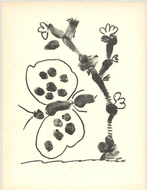 Pablo Picasso, 'De Memoire D'Homme III', 1950, ArtWise