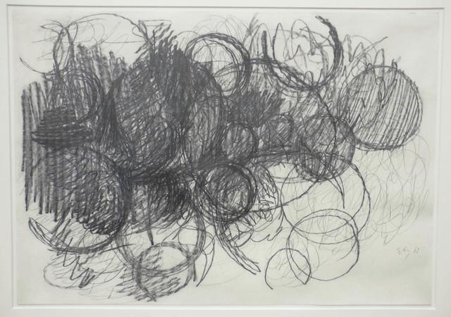 , 'Ohne Titel (Scheibenkomposition),' 1960, Aurel Scheibler
