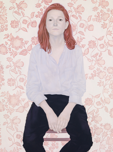 Yih-Han Wu, 'Isabelle', 2013, Painting, Oil on canvas, Aki Gallery