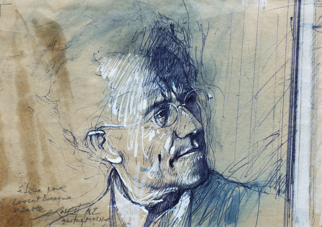 , 'Concert Baroque - Gustav Mahler ,' 1982, Galerie Lelong & Co.