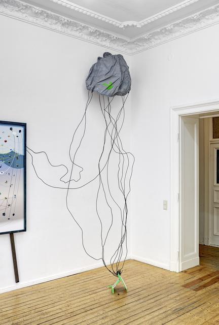 , 'Delivery Vector Chute 1,' 2015, Future Gallery