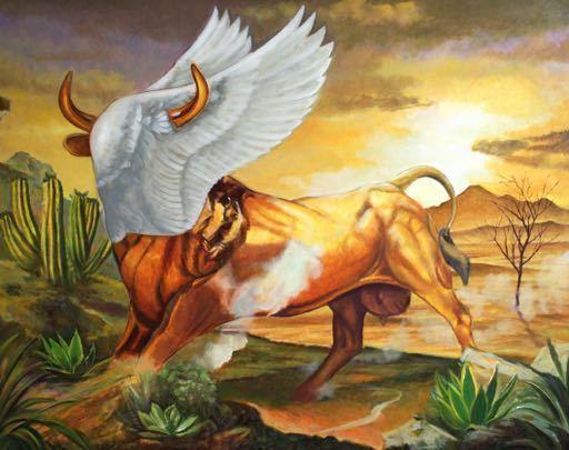 Lugas Syallbus, 'Island of the Warrior #The Queen', 2019, A3 Arndt Art Agency
