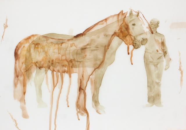 , 'Comanche,' 2018, Galleri Magnus Karlsson