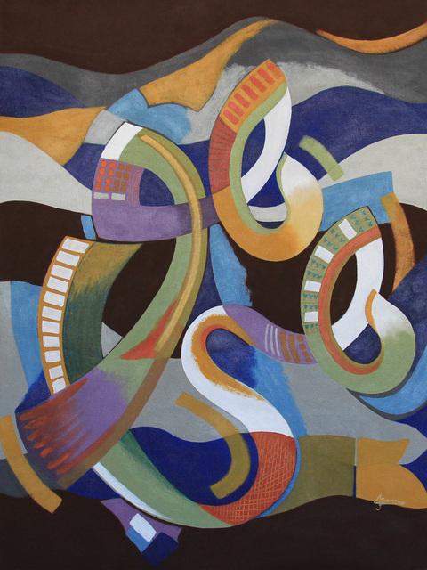 , 'HE/ SHE,' -33, Art Acacia