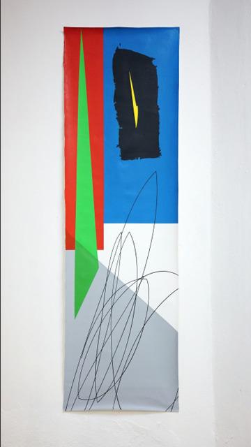 , 'Verticalidad 4,' 2017, Vertical Gallery
