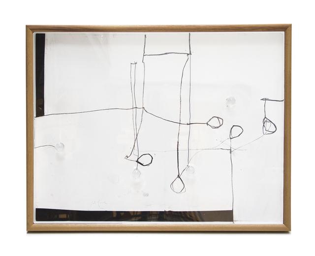 , 'Partitura,' 2018, Galeria Miquel Alzueta