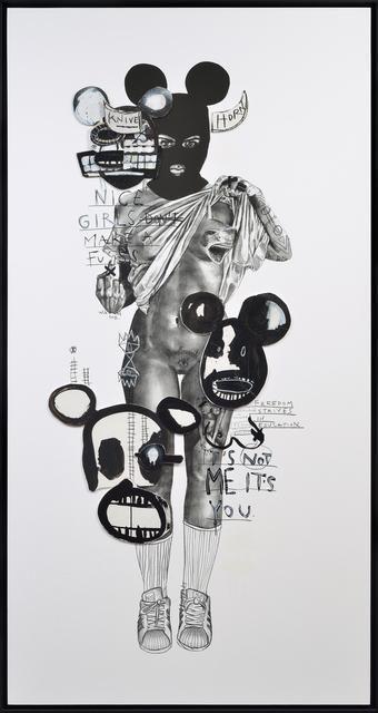 , 'Watch me,' 2019, Galerie C.O.A