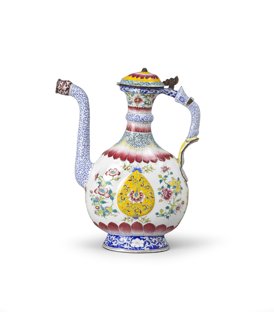 , 'Ewer and Cover,' 1736-1795, Jorge Welsh Works of Art
