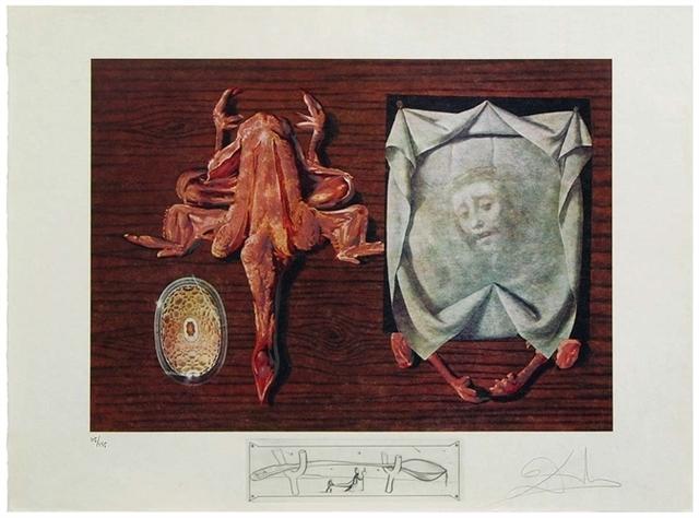 , 'Les Spoutniks astiqués d'asticots statistiques ,' 1971, Altmans Gallery