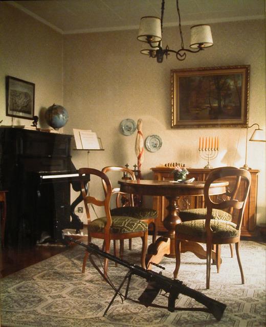 , 'Swiss Domestic Scene,' 1976, Charles Nodrum Gallery