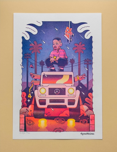 , 'SUWOOP (YG),' 2018, Marcel Katz Art