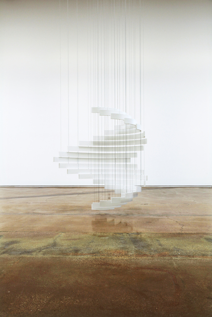 , 'The Sum of all Possibilities (White),' 2014, Galería OMR