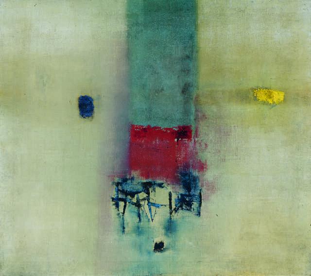 , 'Painting No. 6,' 1962, Guggenheim Museum
