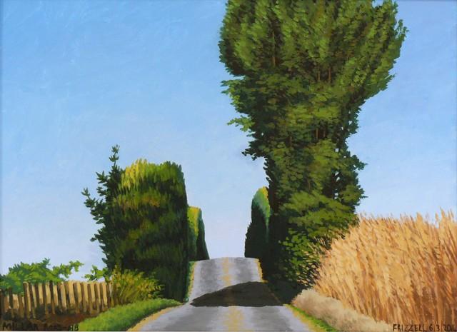 , 'Millar Road-HB,' 2014, Gow Langsford Gallery