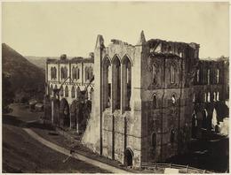 Roger Fenton, 'Rievaulx Abbey, the North Transept', 1854, National Gallery of Art, Washington, D.C.