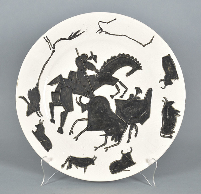 , 'Corrida (Bullfight),' 1953, Masterworks Fine Art