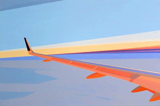 , 'Flight,' 2015, J GO Gallery