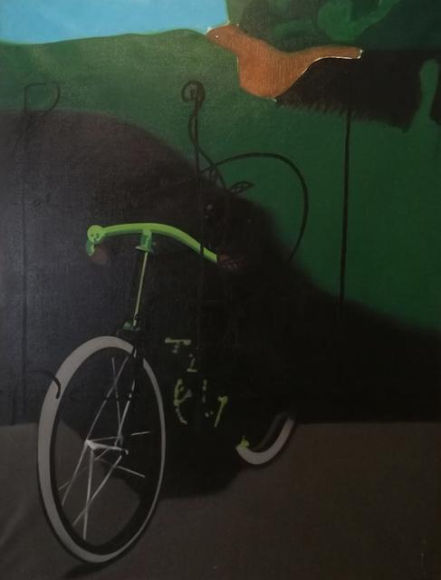 , 'Garcia Lorca,' 1972, Galerie du Griffon