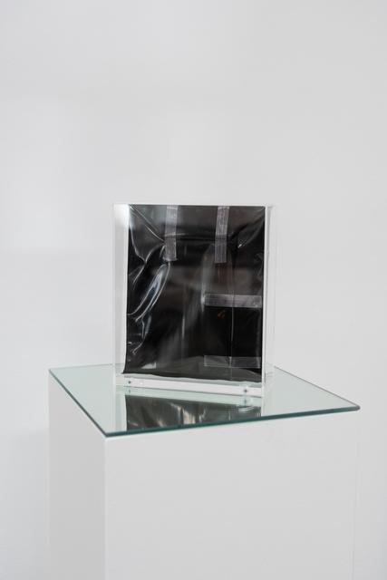 Robert Canali, 'Lost Exposures, 2006 (Year 2017)', 2017, Sculpture, Exposed Photo Paper, Kodak Light Proof Bag, Custom Acrylic Case, DZINE Gallery