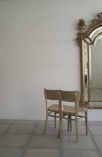 , 'Crossed Legs Chair,' 2014, Judy Straten