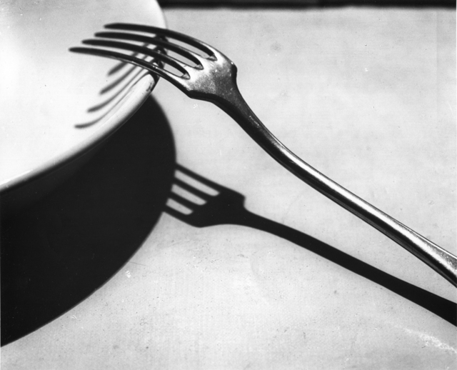 , 'Fork, Paris,' 1928, Bruce Silverstein Gallery