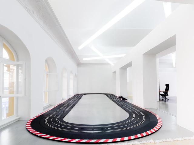 , 'Carrera,' 2011, Galerie Schimming