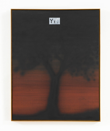 Ed Ruscha, 'Yes Tree,' 1983-1986, Sotheby's: Contemporary Art Day Auction