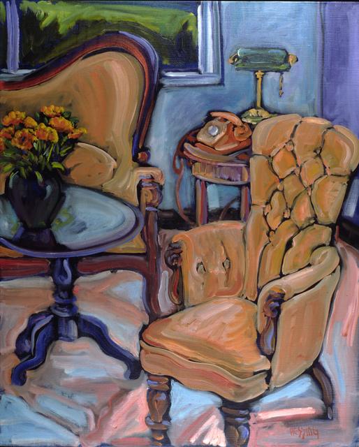 , 'Orange Phone,' 1993, Pucker Gallery