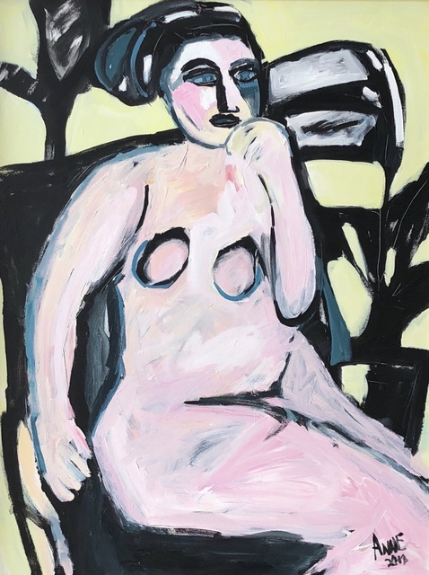 , 'Island Goddess,' 2018, Meyer Vogl Gallery