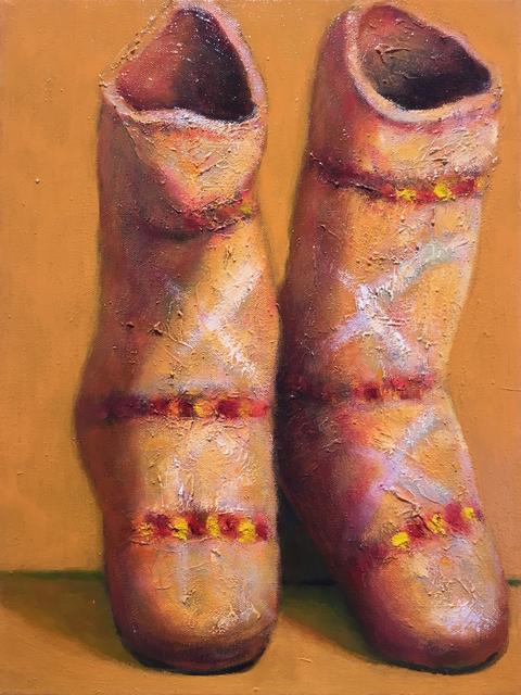 , 'Afghani Socks,' 2016, Gallery NAGA