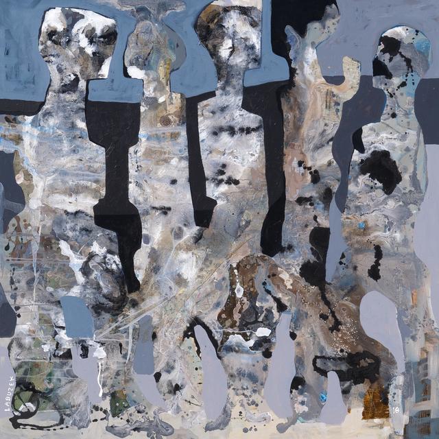 , 'Dialogue,' 2018, Desta Gallery