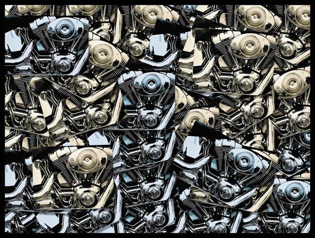 , 'Birdman,' 2016, Vitavie Gallery