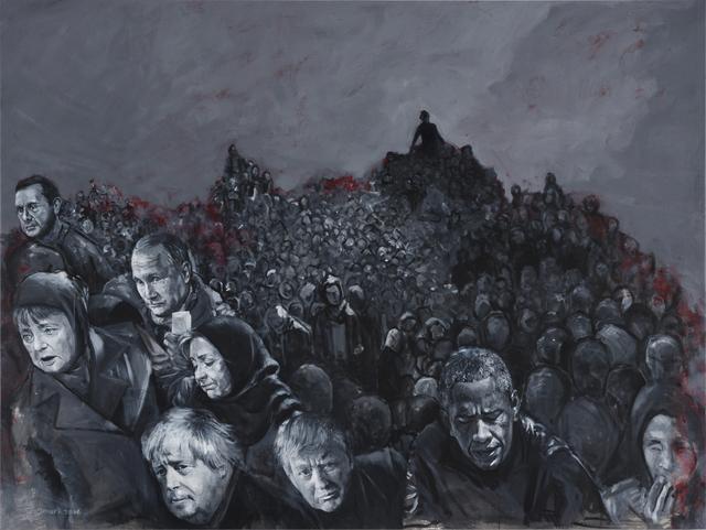 , 'Yarmouk ,' 2016, Ayyam Gallery