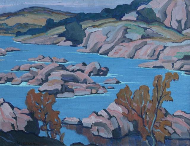 , 'Medicine Park,' 1916-1966, JRB Art at The Elms
