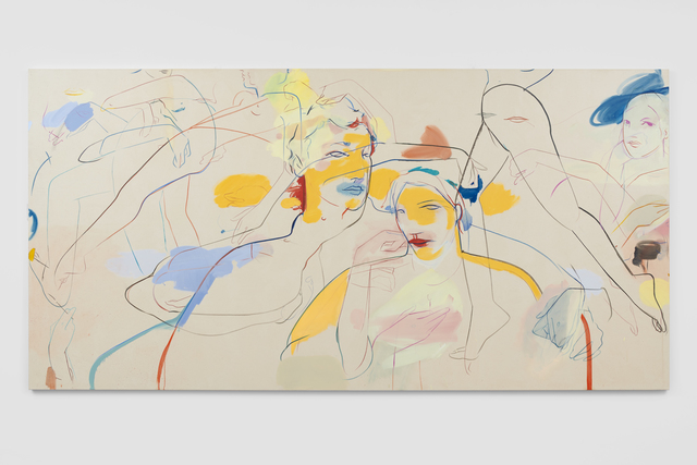 France-Lise McGurn, 'To Rent the night ', 2019, Simon Lee Gallery