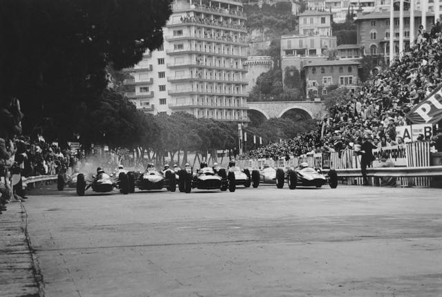 Jesse Alexander, 'Grand Prix of Monaco Start, Monaco', 1962, PDNB Gallery