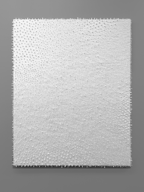 , 'White / White #4,' 2014, Anne Mosseri-Marlio Galerie