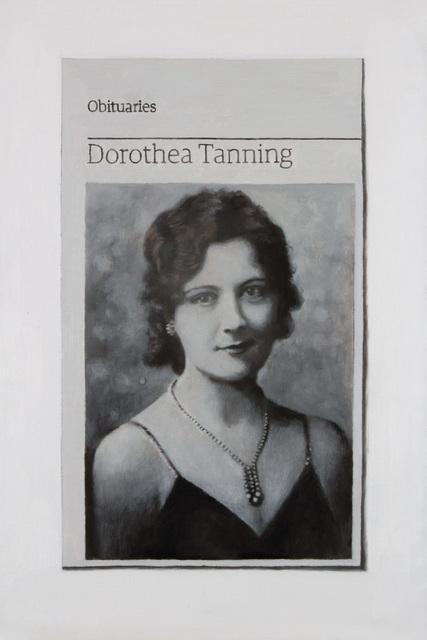 , 'Obituary: Dorothea Tanning,' 2012, Charlie Smith London