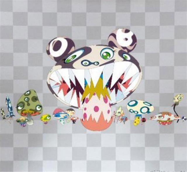 Takashi Murakami, 'Here Comes Media', 2001, Hang-Up Gallery