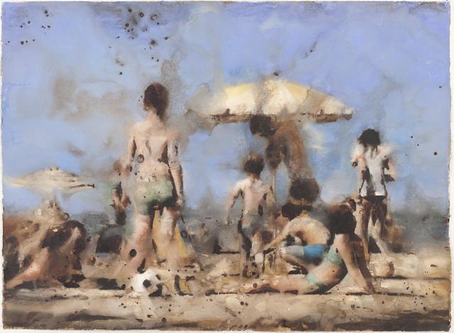 , 'Scène à Trouville,' , Hugo Galerie