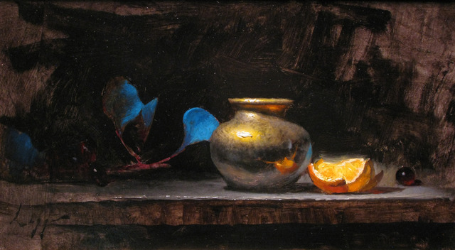 , 'Citrus Brass and Blue,' 2014, Gallery 1261