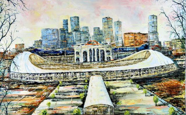 , 'Union Station 'Ultimi Lavori',' 2017, Bitfactory Gallery