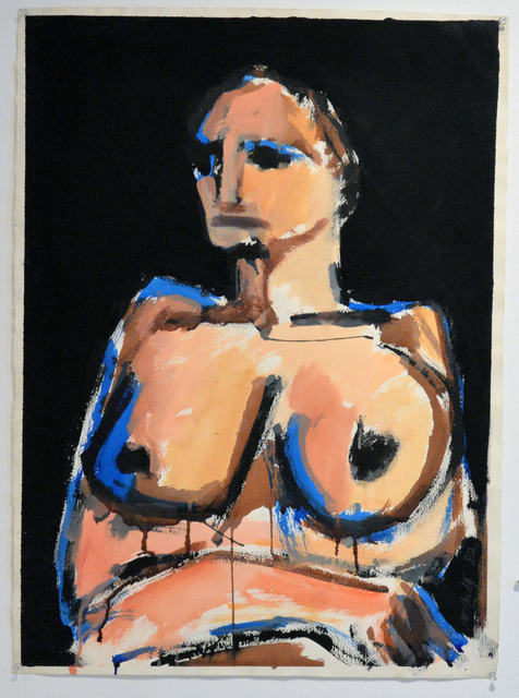, 'Nude 6,' , Carter Burden Gallery