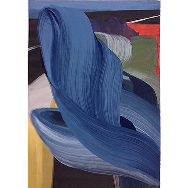 , 'Vorticoso II,' 2016, Galerie Tanit