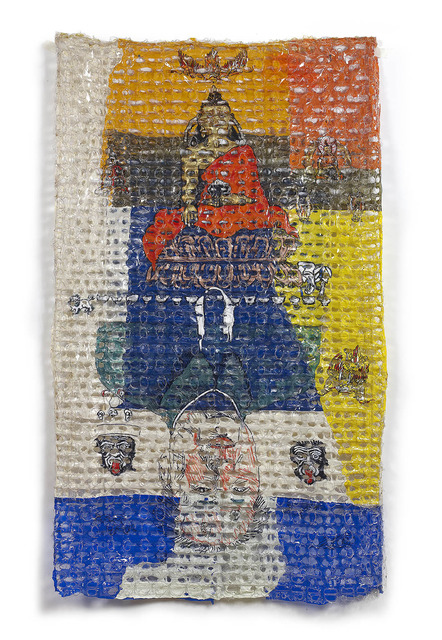 , 'Buddha/Mao,' 2013, Rossi & Rossi