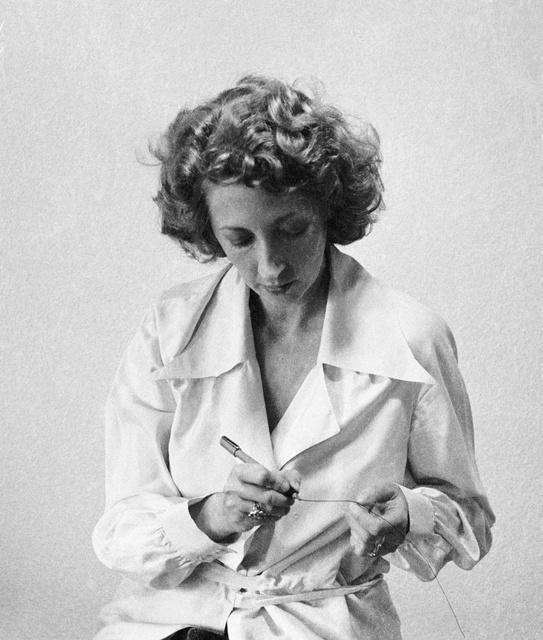, 'Desenho Habitado / Inhabited Drawing,' 1975, Helga de Alvear