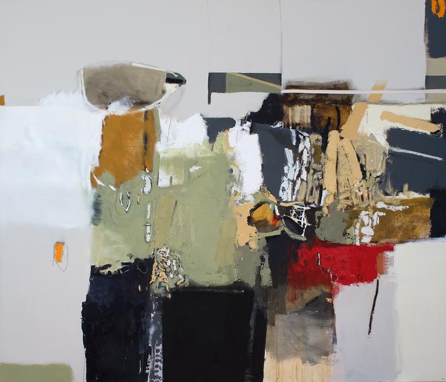 , 'Matières en mouvement 17,' 2017, Galerie de Bellefeuille